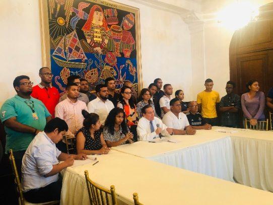 Estudiantes de universidades estatales logran que Gobierno amplíe periodo de consulta de reformas constitucionales