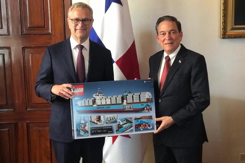 Maersk niega interés en desarrollar el Puerto de Corozal