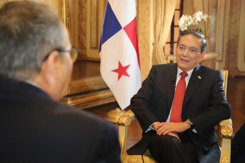 Cortizo ofrece a Panamá como sede de diálogo