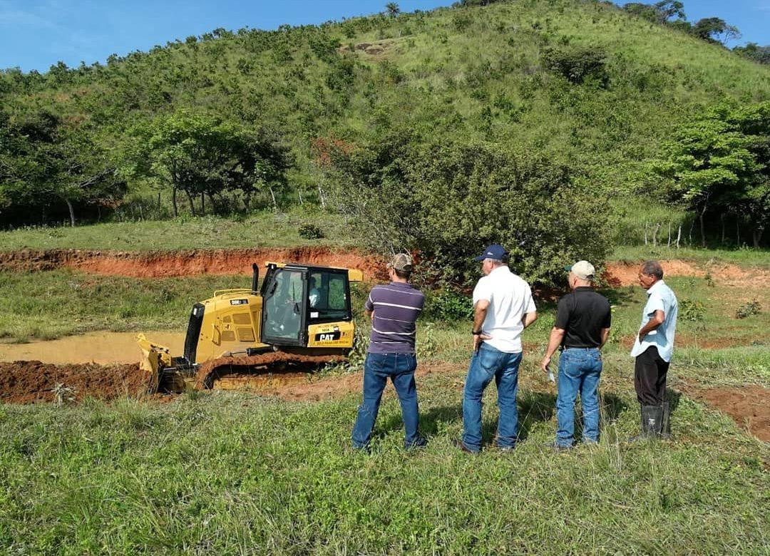 Buscan acciones inmediatas para apoyo a productores en época seca
