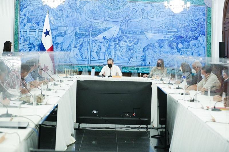 Cortizo suma participación de Conusi en el Pacto del Bicentenario