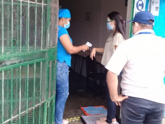Panamá mantiene 21,666 casos activos de Covid-19