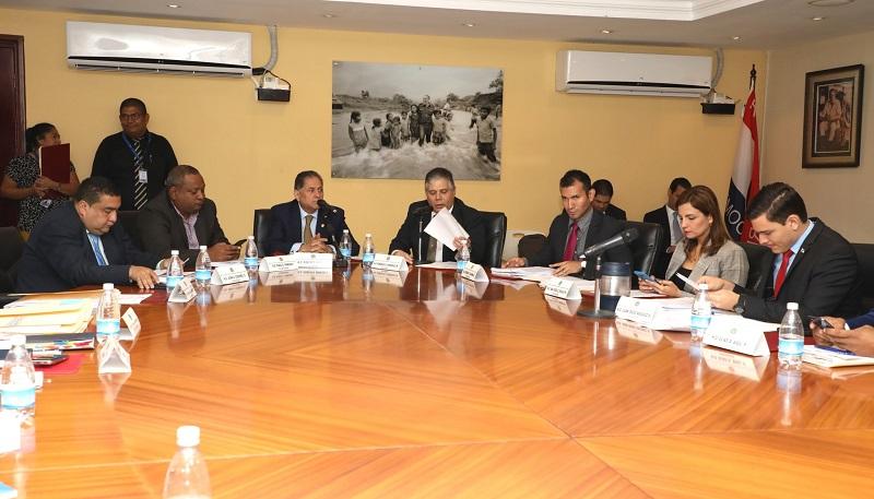 Asamblea considera nombramiento de directivos de siete entidades