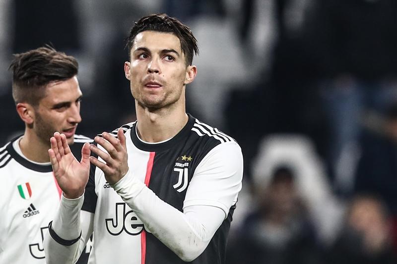 Cristiano Ronaldo vuelve a dar positivo al coronavirus