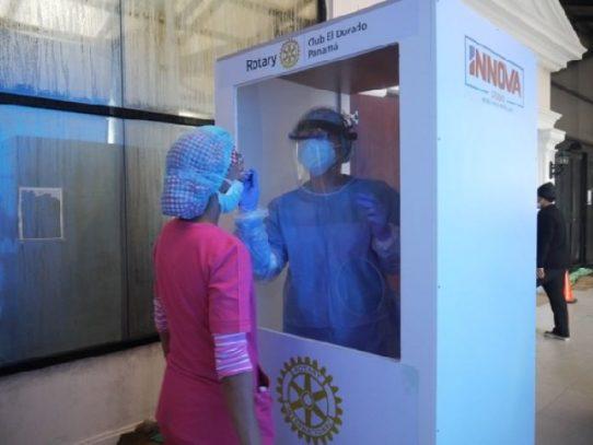 Intensifican protocolo de bioseguridad en el Hospital Susana Jones Cano