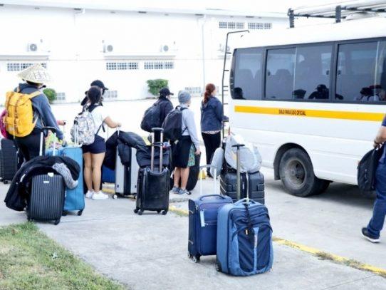 Termina vigilancia de jóvenes repatriados desde China por el coronavirus