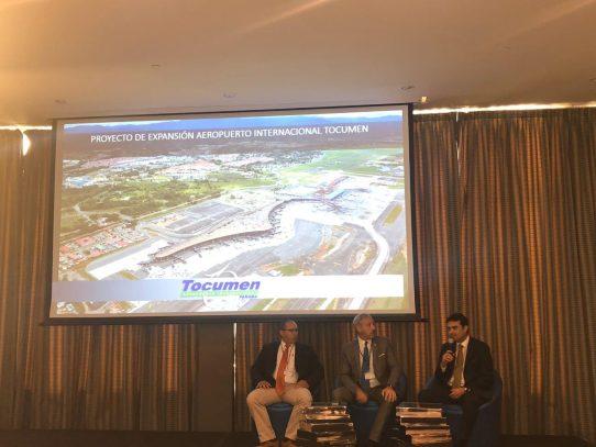 Celebran en Panamá cumbre regional de expansión aeroportuaria