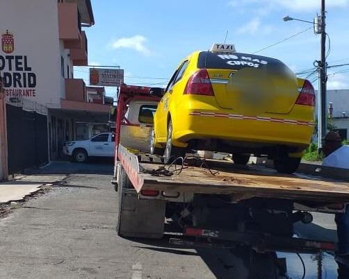 Detienen a taxista que atropelló a una anciana en Chiriquí