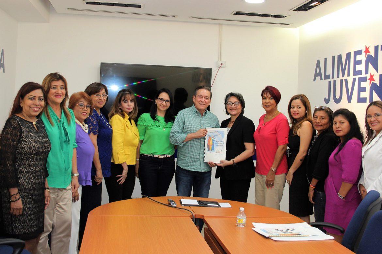 Mujeres lamentan incumplimiento del V Pacto firmado por Cortizo