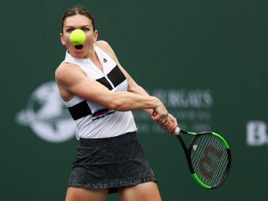 La N.2 del mundo Simona Halep gana su partido de regreso al circuito WTA