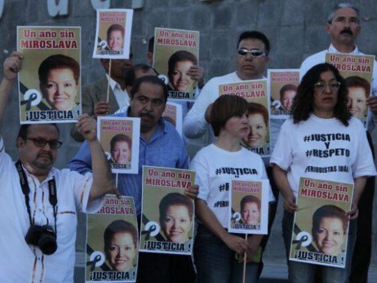 Condenan a 50 años de prisión a asesino de periodista mexicana Miroslava Breach