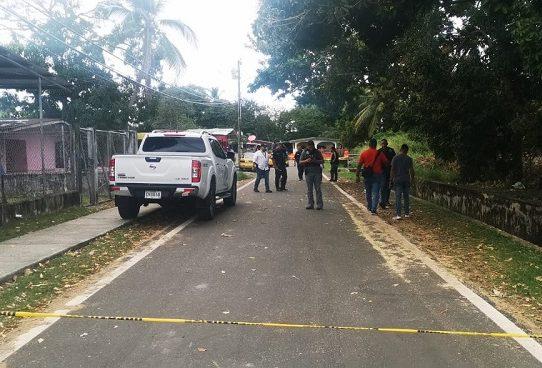 Un hombre es asesinado en Juan Díaz