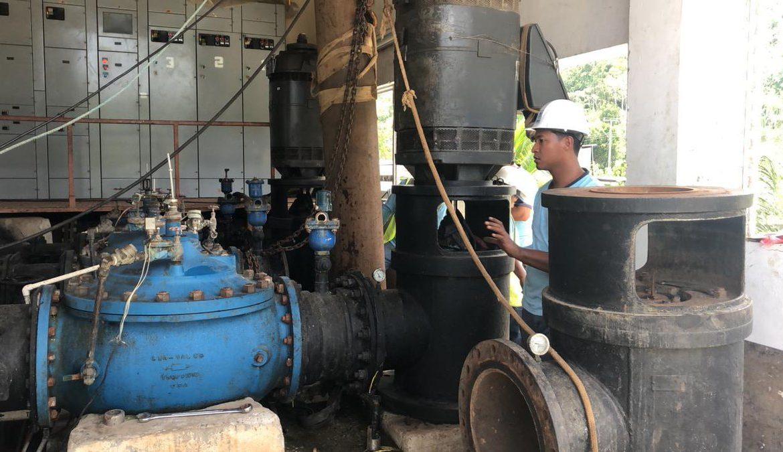 Changuinola sin agua el 19 de mayo por trabajos en la potabilizadora