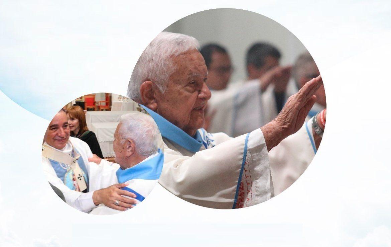 Honras fúnebres de monseñor Alejandro Vásquez Pinto serán el 16 de mayo