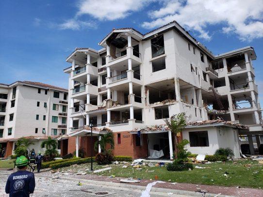 Dos personas y una empresa imputadas por explosión en PH Costa Mare