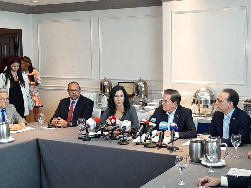 Presidente Cortizo recibirá el borrador de reformas a la Constitución