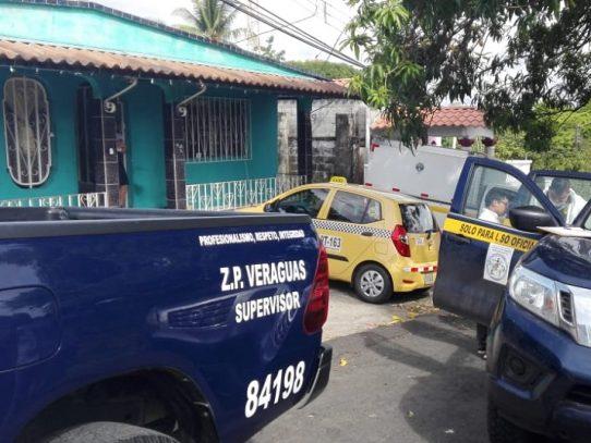 Encuentran el cadáver de un hombre en Veraguas