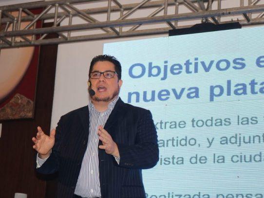 PRD lanza sitio web de transparencia