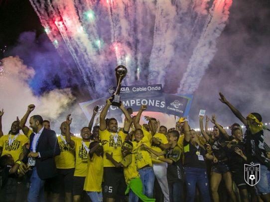 El CAI campeón del Torneo Clausura 2019 de la LPF