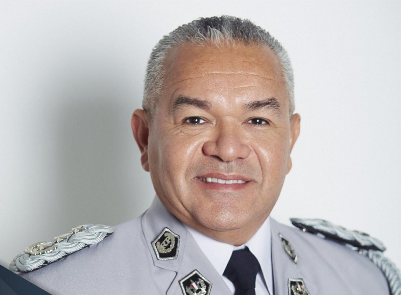 Jorge Miranda Molina es designado como director de la Policía Nacional