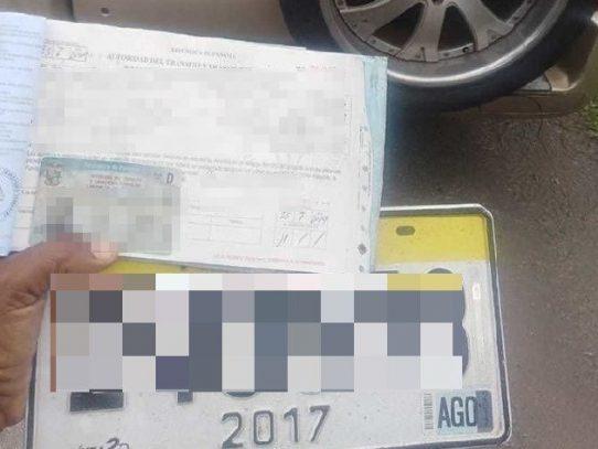 Se extiende un mes más la suspensión provisional de la aplicación de la infracción por placa vencida
