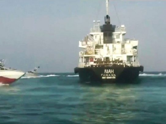 Panamá condena la utilización de buques con bandera panameña para actos ilícitos