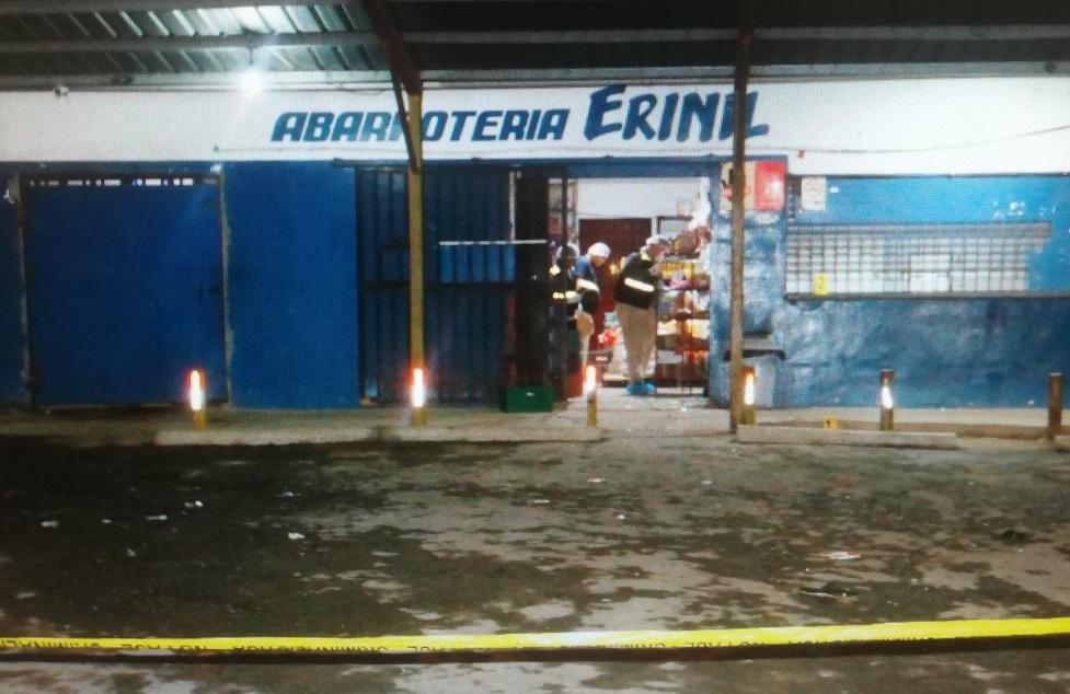 Asesinan a comerciante tras un asalto en Calzada Larga