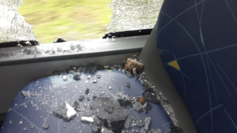Al menos 300 unidades de Metrobus han sido vandalizadas
