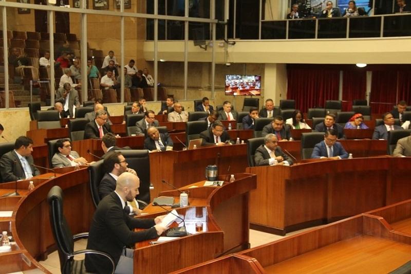 Definen comisiones de trabajo de la Asamblea