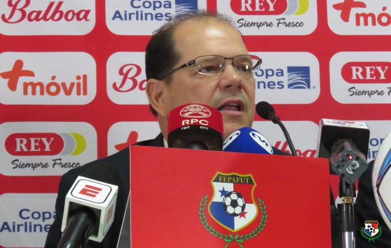 Presidente de Fepafut: Panamá tiene que salir y ganar para clasificar a la Hexagonal