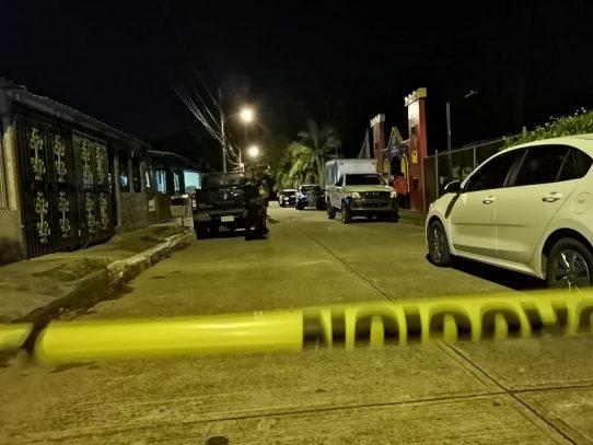 Asesinado de varios tiros en Teremar, Don Bosco