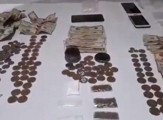 Siete detenidos y decomiso de droga y dinero en efectivo en Tocumen