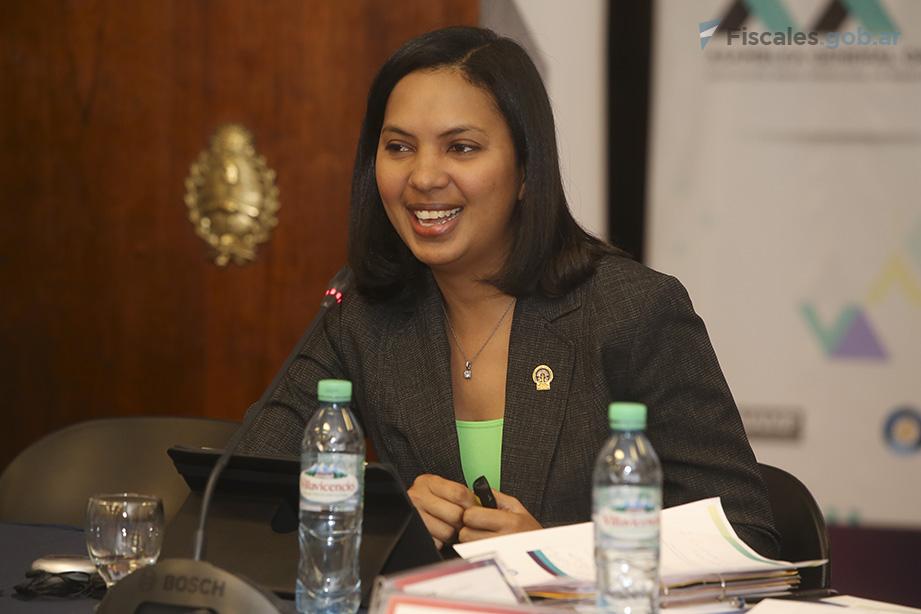 Delia de Castro, nueva secretaria general del Ministerio Público