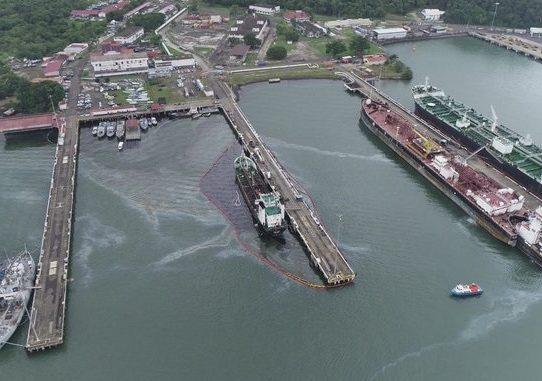 Derrame de combustible en el puerto de PSA en Rodman podría afectar hasta Taboga