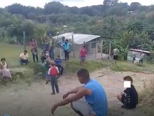 Desalojan a familias invasoras en Chepo