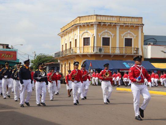 Aguadulce y La Pintada celebran 171 años de fundación