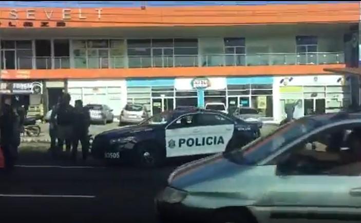 Detención  provisional a implicados en robo en Chanis