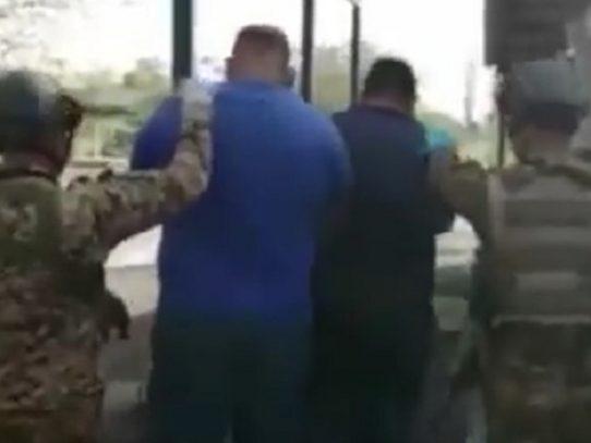 Decomisan cinco paquetes con droga en Chepo