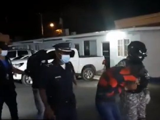 Dos aprehendidos en La Chorrera por supuesta vinculación a un homicidio