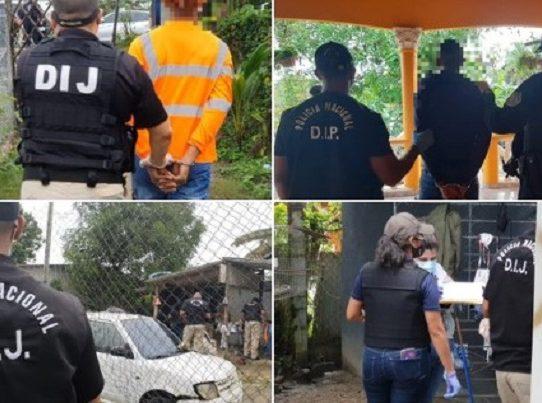 Capturan a dos presuntos homicidas en Panamá Este