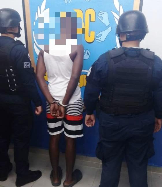 Fuerza Alfa de la Policía Nacional aprehende a 128 personas en 24 horas