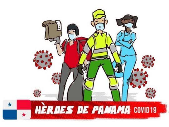 Mi Cultura apoya concurso de pintura y dibujo Héroes de Panamá Covid-19