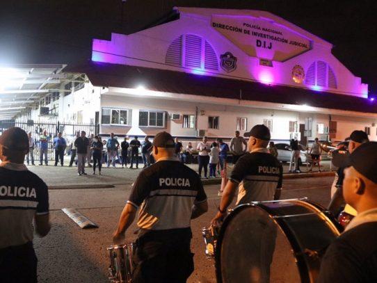 """La Policía se disculpa por """"parranda"""" en la DIJ"""