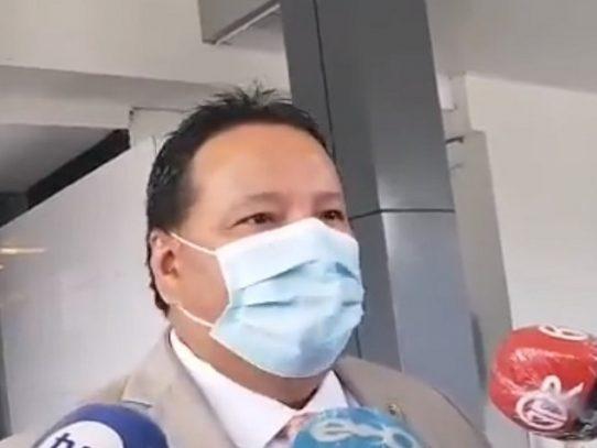 """Diputado Ricardo Torres: """"Hay vicios de inconstitucionalidades en el proyecto 356"""