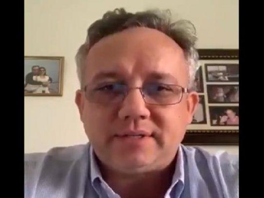 ANTAI censura declaraciones públicas del diputado Alejandro Castillero