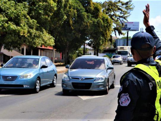 Se esperan 53 mil autos de retorno a la capital en las próximas 24 horas