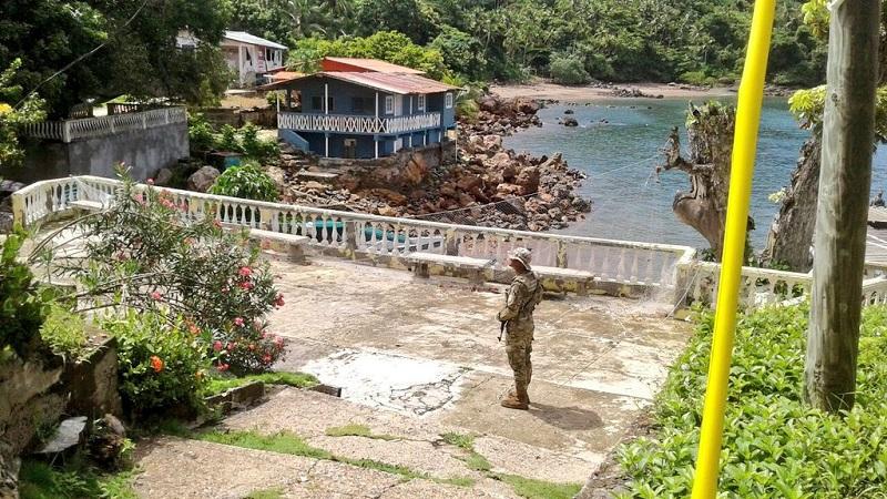 Operativo de búsqueda en Otoque tras desaparición de un pescador