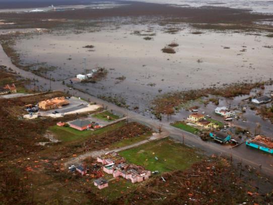 El número de muertos por el huracán Dorian en Bahamas sube a 20