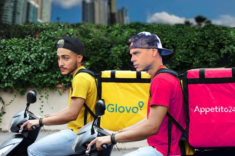 Appetito24 y PedidosYa adquieren Glovo en América Latina por 170 millones