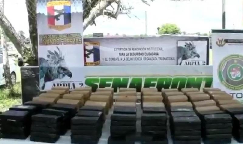 Decomisan 273 paquetes con droga en Chiriquí
